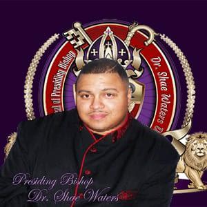 Bishop Dr. Shae Waters