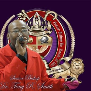 Bishop Dr. Tony Smith